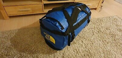 North Face Holdall Backpack Duffel Bag Size Large (95L) - Blue New With Tags  . • 110£