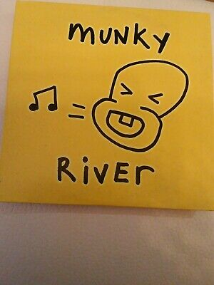Presidents Of The United States Of America Munky River • 20£