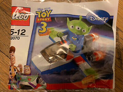 Lego - Toy Story 3 - 30070 - Alien Space Ship - Sealed • 6£