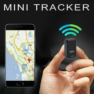 AU13.86 • Buy GF-07 Mini GPS Real Time Car Locator Tracker Magnetic GSM GPRS Tracking Device