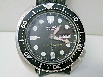 $ CDN1040.73 • Buy Vintage Seiko Automatic Divers Watch 17 Jewels 6309-7049