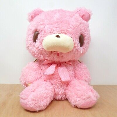 Chax GP Gloomy Bear Pink Fluffy Soft Teddy Fur Plush Soft Toy Japan Import 10  • 39.99£