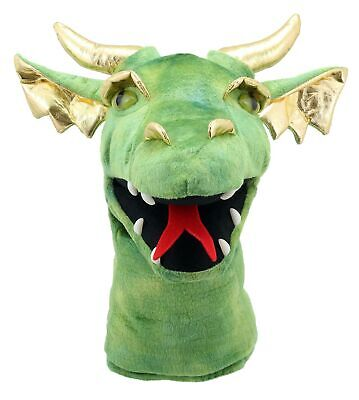 £37.99 • Buy The Puppet Company - Large Dragon Heads - Dragon (Green)