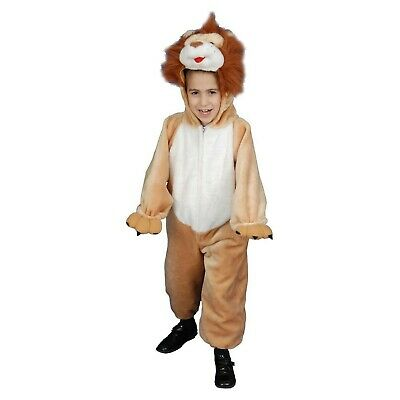 £43.99 • Buy Dress Up America 381-2 Deluxe Kids Plush Lion Costume Set By-Toddler 2 (1-2 Y...