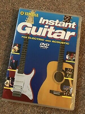 Yamaha Instant Guitar For Electric And Acoustic • 2£