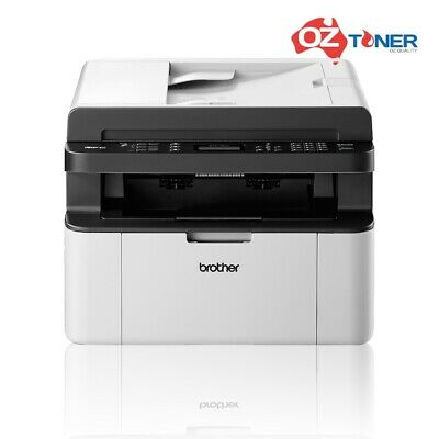 AU218 • Buy Brother MFC-1810 4in1 Mono Laser USB MFP Printer+FAX+ADF 20PPM *Brother Direct*