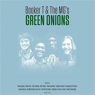 Booker T & The Mg`s-green Onions (ogv) (uk) Vinyl Lp New • 12.33£