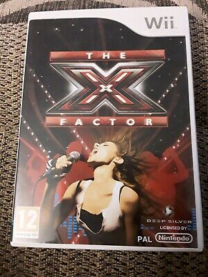 Nintendo Wii The X Factor Disc Only • 1.50£