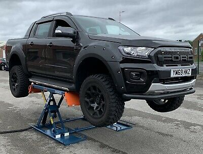 4 Post Car Lift / Ramp • 1,921.20£