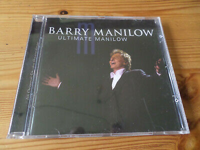 £2.99 • Buy Barry Manilow Ultimate Manilow CD Album