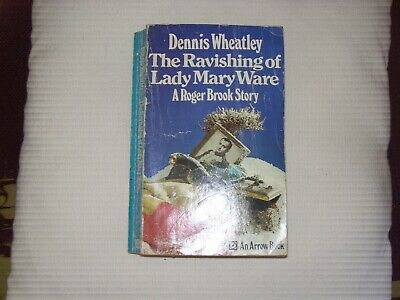 The Ravishing Of Lady Mary Ware By Dennis Wheatley, Vintage 1973 Paperback • 0.99£