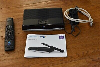 BT Humax DTR-T2100 500GB YouView Recorder Unit • 1£