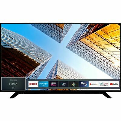 View Details Toshiba 50UL2063DB 50 Inch TV Smart 4K Ultra HD LED Freeview HD 3 HDMI Dolby • 329.00£