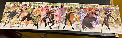 Marvel Young Avengers Presents Issues #1-6 Of 6  • 2.20£