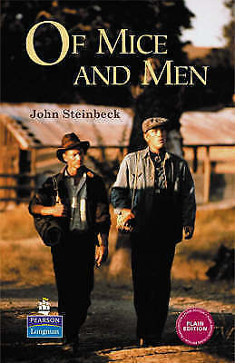 Of Mice And Men (without Notes) By John Steinbeck (Hardback, 2003) • 2.99£