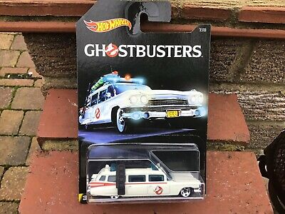 Hotwheels Ghostbusters Ecto 1 1/64 Scale (new)  • 9.50£