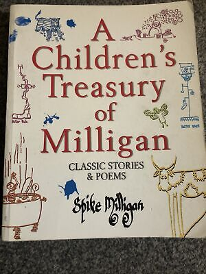A Children's Treasury Of Milligan: Classic Stori... By Milligan, Spike Paperback • 6.99£