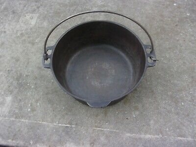 $ CDN26.12 • Buy Wagner Unmarked 5-qt Cast Iron Dutch Oven