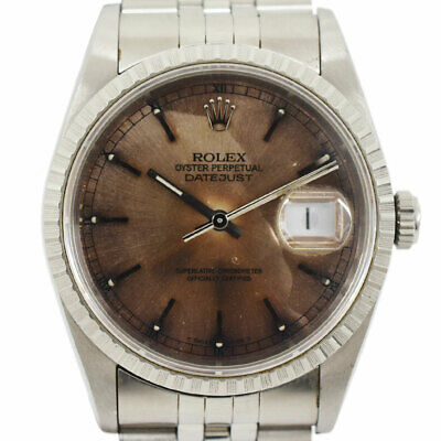 $ CDN4561.90 • Buy Auth ROLEX Oyster Perpetual Datejust Automatic Watches 16220 Mens