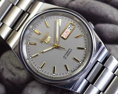 $ CDN40.16 • Buy Seiko 5 Automatic Cal.7s26 Men's Japan Refurbished Used Old Vintage Watch 632016