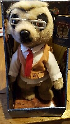 Yakov Compare The Meerkat Toy With Box And Certificate  • 6.50£