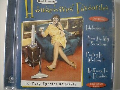 Houswives Farourites - Including - You Are My Sunshine - Hold Me - Edelweiss • 2.49£