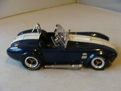 Shelby Collectables 1/18 Shelby Cobra 427 Sc - Unboxed - Excellent - L@@k!! • 40£
