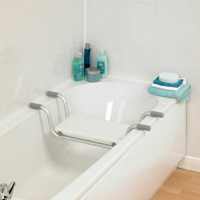 £39.95 • Buy Lightweight Suspended Bath Seat Bench Mobility Bathing Aid