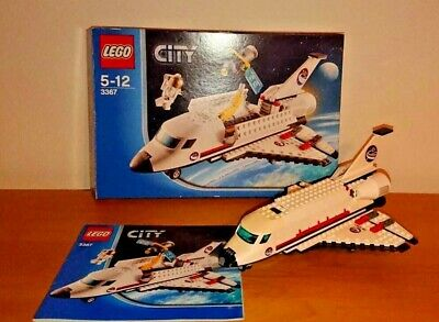 Lego City 3367: Space Shuttle 100% Complete/boxed • 12£