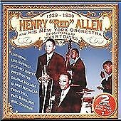 Allen, Henry Red : Henry Red Allen & His New York Orchestra CD Amazing Value • 9.24£