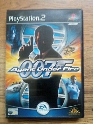 PS2 007 Agent Under Fire • 2.49£