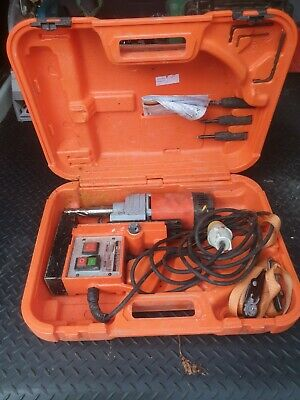 Alfra Rotabest Piccolo 32/50 Rotabroach Magnetic Drill 110v • 161£