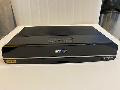 BT Youview Ultra HD Freeview Box (DTR-T4000/1TB) • 30£
