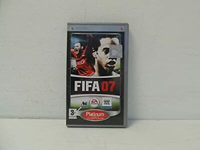 Fifa 07 - Fifa 2007 Platinum (PSP) - Game  UEVG The Cheap Fast Free Post • 4.71£