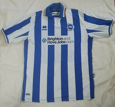 Brighton And Hove Albion Football Shirt - Size XXXL - Home - 2012/13 • 20£