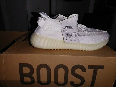 $ CDN200 • Buy NEW Adidas Yeezy Boost 350 V2 NaturalCP9368 Mens Sneakers Size 8 US In Hand!!