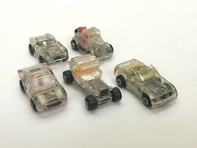 Micro Machines X-ray Ferrari Ford Mercedes Shelby Cobra Group Lot Of 5 • 24£