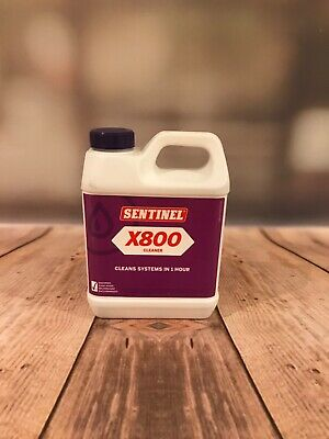 Sentinel X800 Central Heating Cleaner • 9£