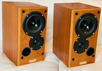 Ruark Icon.  Classic 1990s Bookshelf Speaker. Complete With Grilles • 99£