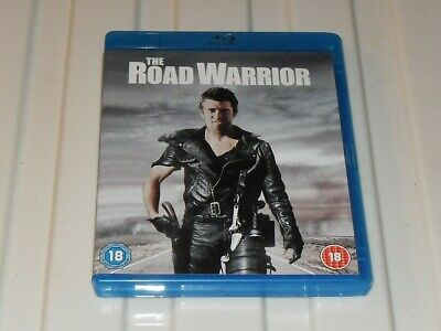 Mel Gibson Mad Max 2 The Road Warrior Blu Ray • 2£