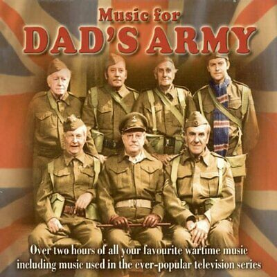£4.47 • Buy Various - Music From Dad's Army Series (2CD) - Various CD WGLN The Cheap Fast