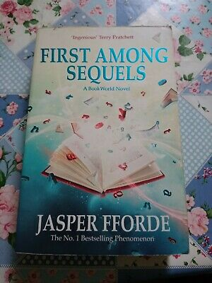 First Among Sequels By Jasper Fforde (Paperback)  • 2£
