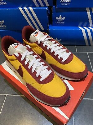 Nike Air Tailwind 79 UK 9.5 Eur 44.5 Gold Red Vortex Waffle Racer VRTX Retro New • 56.99£