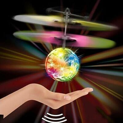 AU13.08 • Buy Mini Drone Helicopter Aircraft Flying Ball Flying Toys For Boy Shinning Ball