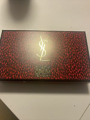 YSL Black Opium Perfume Gift Set 100% Genuine Brand New • 50£