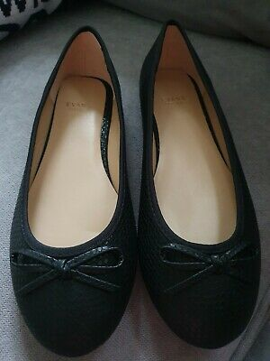 💘 BNWT. Size 6EEE  Flat Shoes By EVANS ... Bargain 💘 • 7.99£