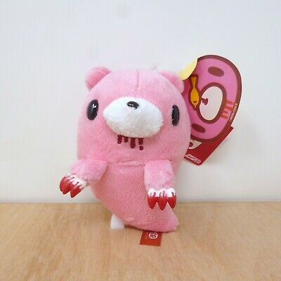 Chax GP Gloomy Bear Pink Ghost Halloween Keychain Mascot Plush Soft Toy Japan • 19.99£