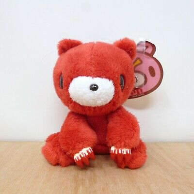 Chax GP Gloomy Bear Red Sitting Keychain Mascot Plush Soft Toy Japan Import 4  • 19.99£