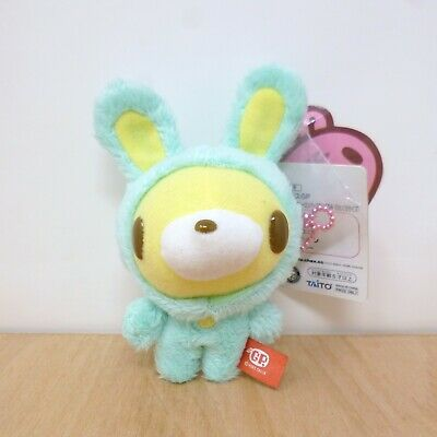 Chax GP Gloomy Bear Green Bunny Costume Keychain Mascot Plush Soft Toy Japan 5  • 14.99£
