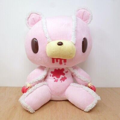 Chax GP Gloomy Bear Pastel Pink Folklore Plush Soft Toy Taito Japan Import 13  • 39.99£